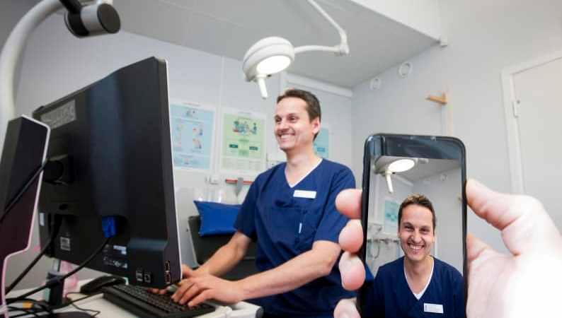 Digitalisering förbättrar vården