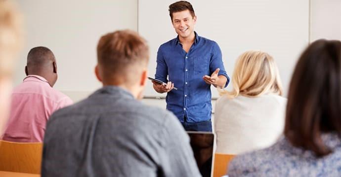 Att få chansen att utvecklas vidare i yrkeslivet