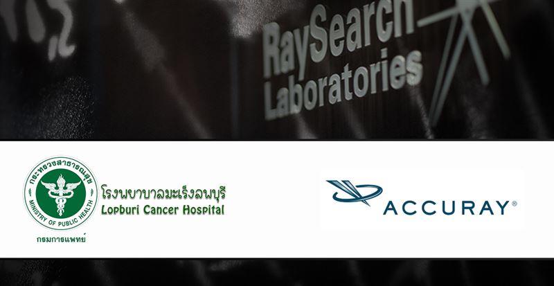 Thailändsk klinik först i Asien-Stillahavsregionen att behandla patienter med RayStation och Radixact
