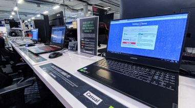 Kraftfulla gamingdatorer bidrar i kampen mot Covid-19 3