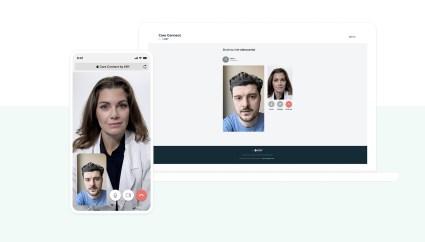KRY lanserar gratis plattform för att koppla ihop vårdpersonal med patienter på distans 1