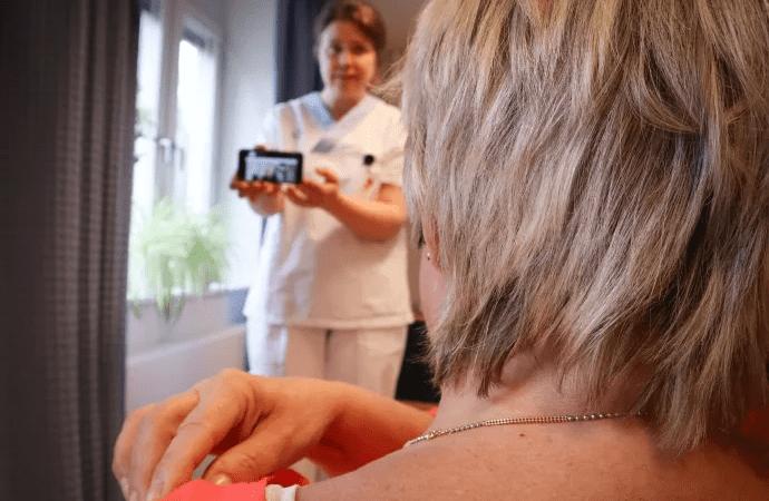 Start för mobilt primärvårdsteam i Skellefteå
