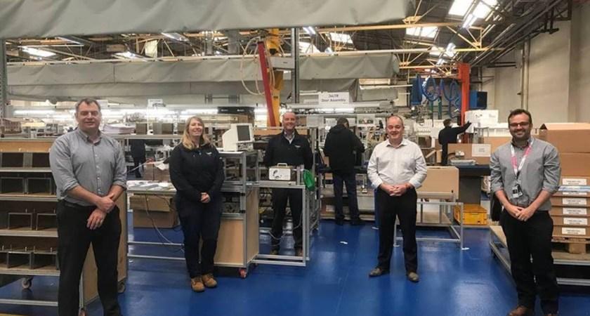 Panasonic producerar prototyper för andningsapparater för att hjälpa Covid-19-patienter