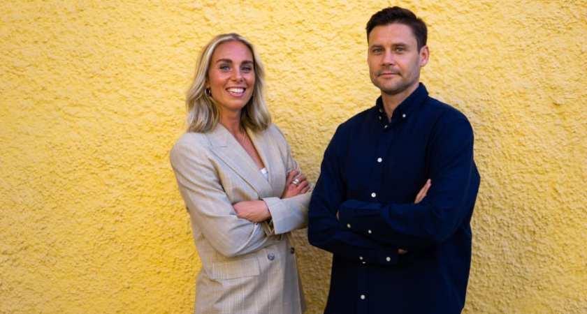 Braive inleder samarbete med fotbollsspelaren Petronella Ekroth
