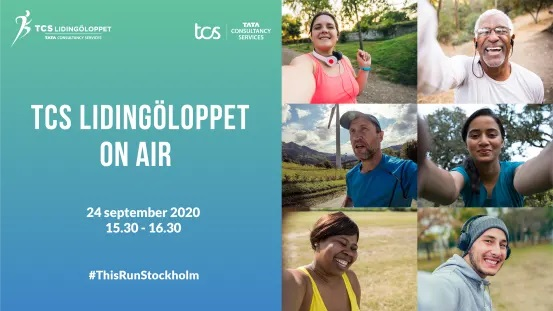 TCS presenterar: TCS Lidingöloppet On Air