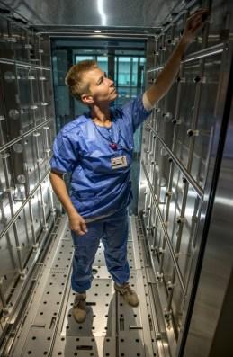 Ny sterilteknisk avdelning ger ökad patientsäkerhet 1