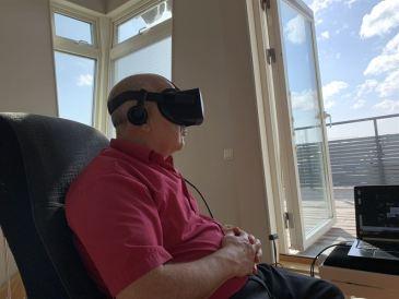 Virtuell verklighet som behandling mot stress och ångest hos äldre 1