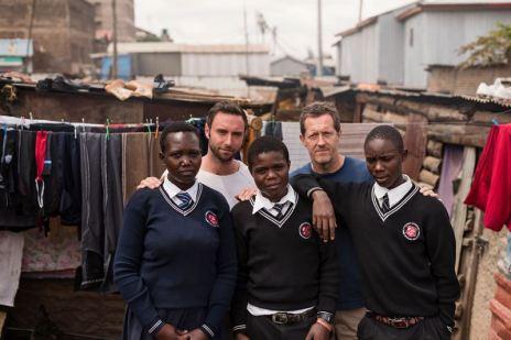 TePe och Tandläkare utan gränser – startar tandvårdsklinik i Kenya med Zelmerlöw & Björkman Foundation 1