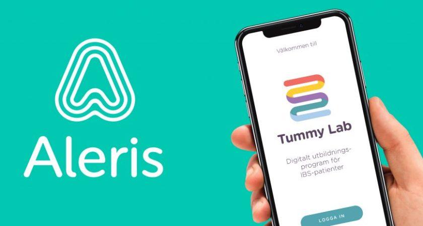 Aleris digitaliserar IBS-vården i samarbete med Tummy Lab