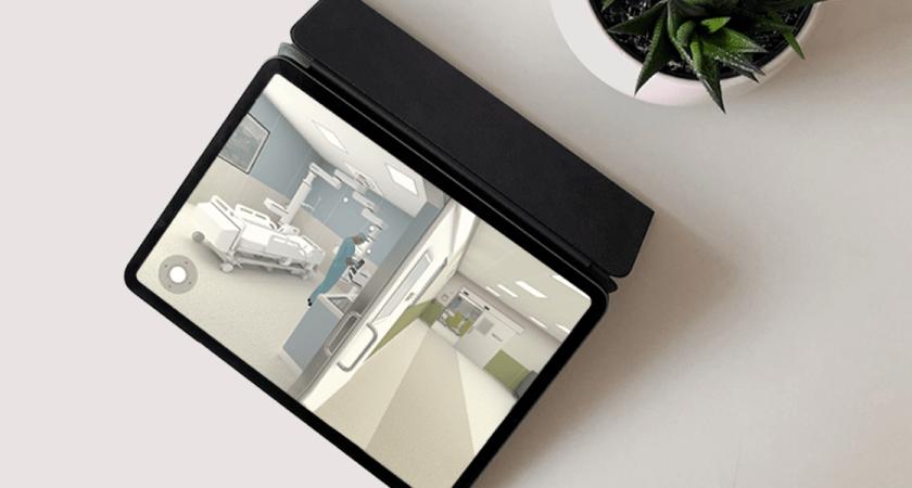 Getinge lanserar interaktivt virtuellt sjukhus med medicintekniska lösningar för kunder