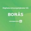 Nu kan även boende i Borås få en tryggare vardag med Omsorgsportalen