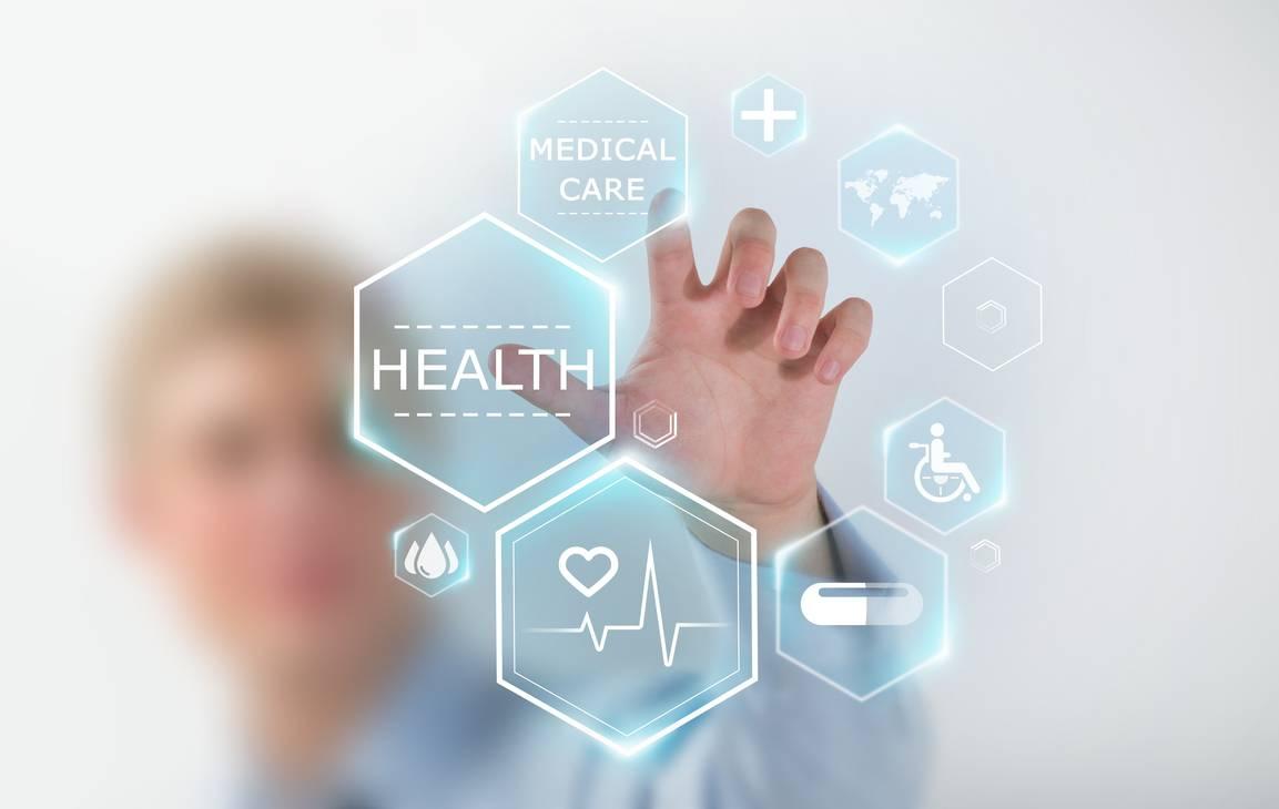 e health digitale zorg
