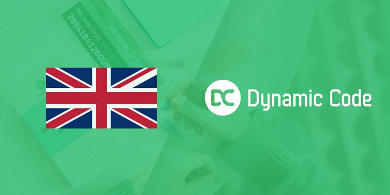 Dynamic Code tecknar sina första avtal i UK