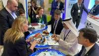 Plattformen Calmark Neo fick stor uppmärksamhet på Arab Health