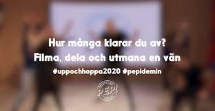 """Generation Pep står bakom manifestationsdagen """"Upp och Hoppa, Sverige!"""