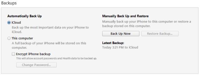 Как восстановить фотографии или видео из резервной копии iPhone