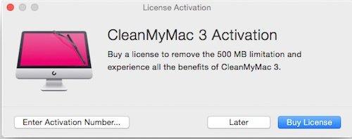 Очистка Mac