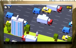 bluestacks Запуск android приложений на Mac