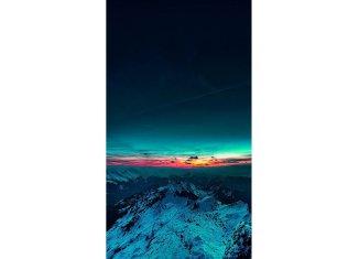 Обои с пейзажем для iPhone