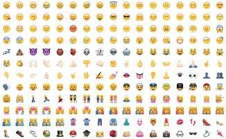 Что означают Emoji
