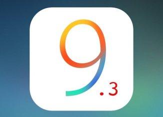 Скачать iOS 9.3