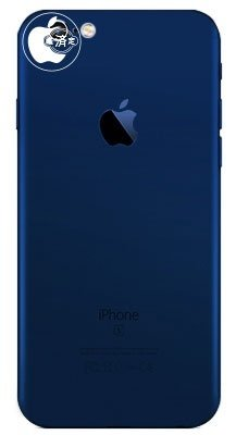 Deep Blue iPHone 7