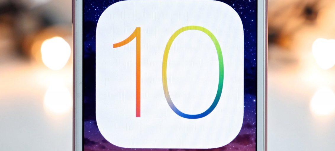 iOS 10 что ожидается