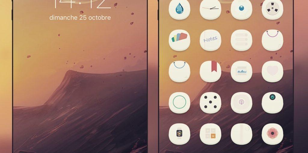 темы для джейлбрейка iOS 9.3.3