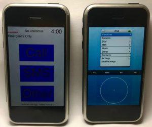 Опубликованы данные по первым прототипам iPhone, которые разрабатывались Фаделлом и Форстоллом