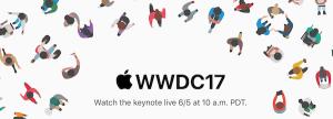 Прямая трансляция презентации Apple на WWDC 2017 пройдёт 5-го июня