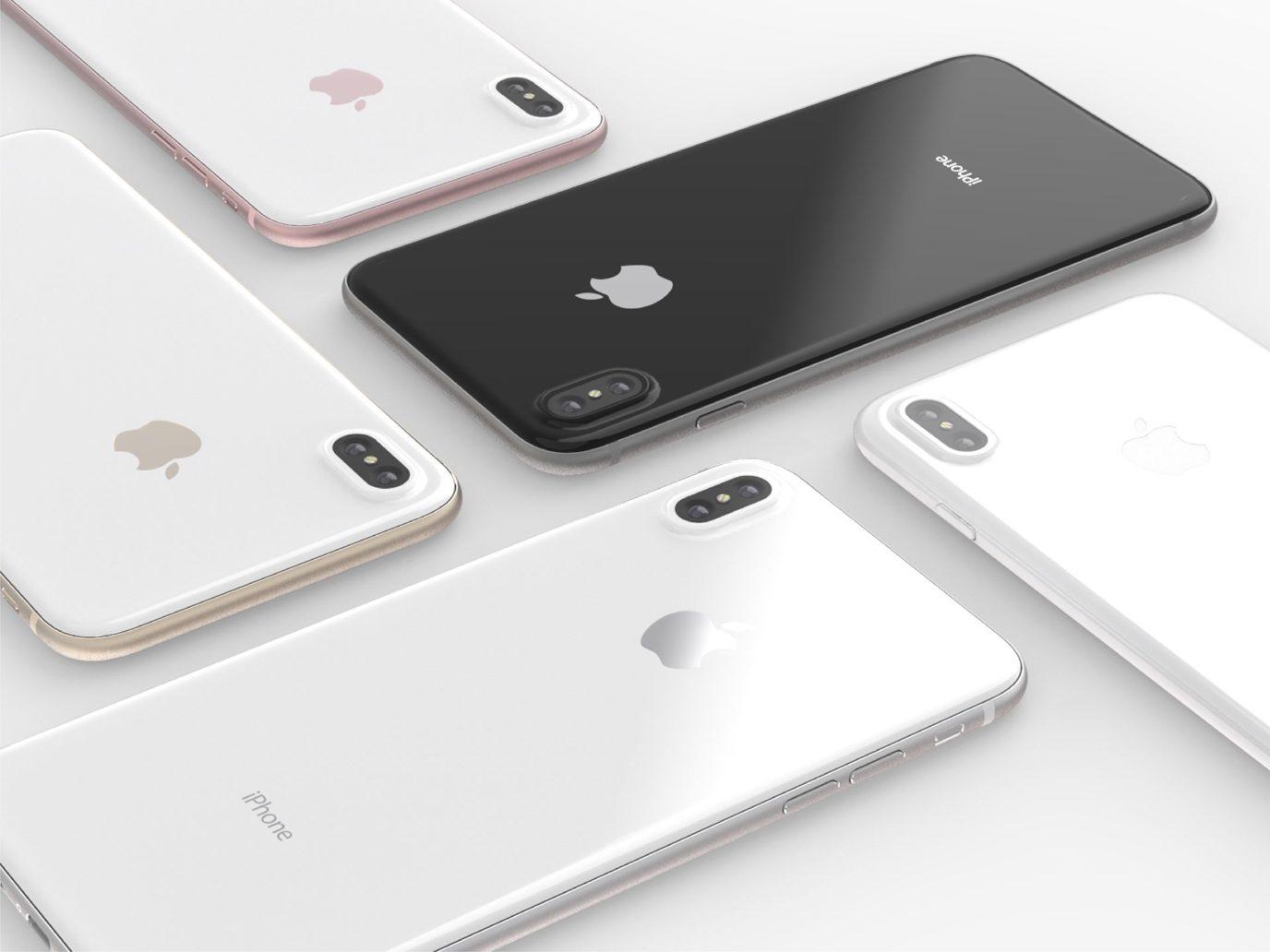 Главная особенность iPhone 8 работает моментально быстро