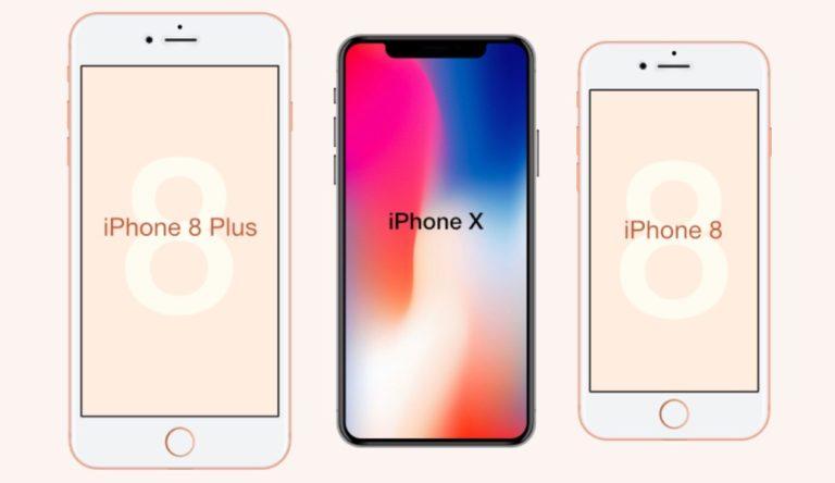 Apple еще неразвернула массовое производство iPhone X
