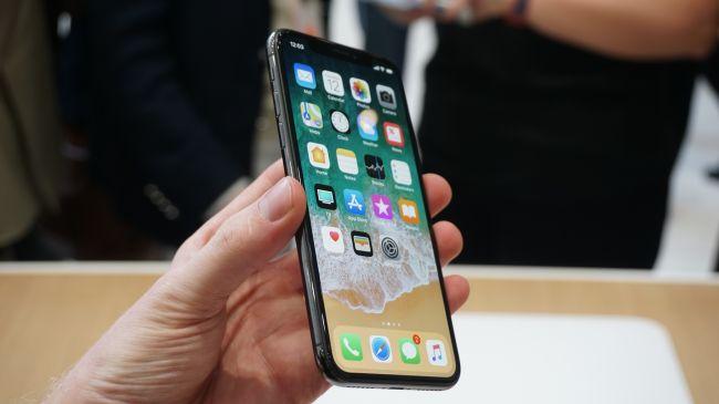 iPhone-X-hands-on-TechRadar