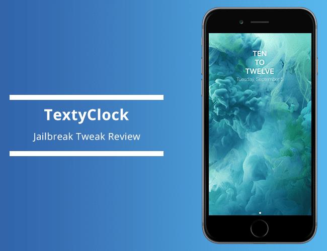 textclock-jailbreak-tweak-review