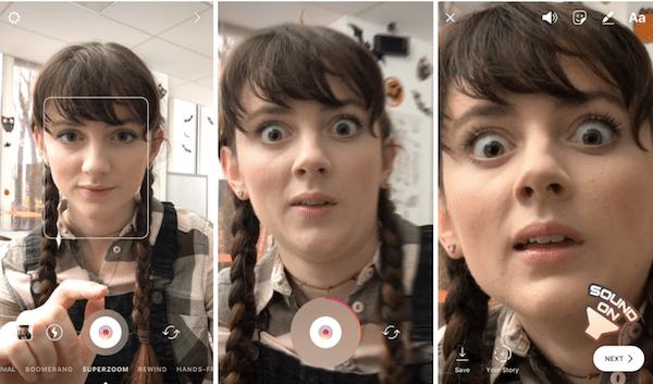 Инстаграм порадовал пользователей новейшей функцией, при помощи которой можно делать драматические видео
