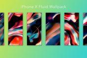 iPhone-X-Fluid-Wallpaper-Axellvak-Preview-Splash-745×373