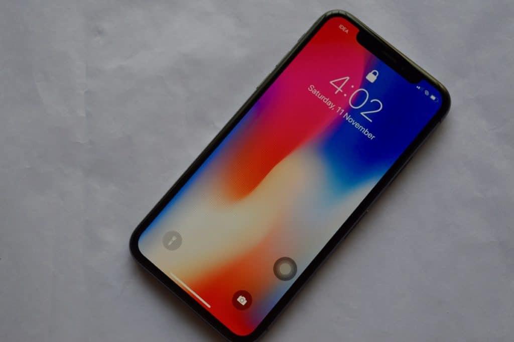 Обновление iPhone Xпривело ксбою сканера лица FaceID