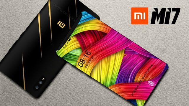 Продажи Xiaomi Mi7 сбеспроводной зарядкой начнутся всередине зимы предстоящего года