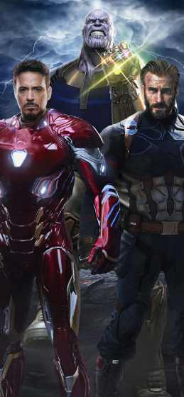 avengers-infinity-war-captain-america-iron-man-thanos-0x-1125×2436