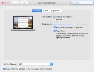 macOS-Mojave-System-Preferences-Display-True-Tone