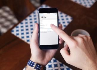 VIP-List-on-iPhone