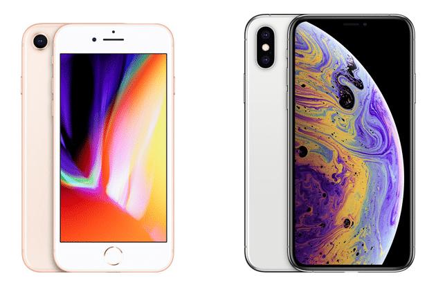 iPhone-8-iPhone-XS
