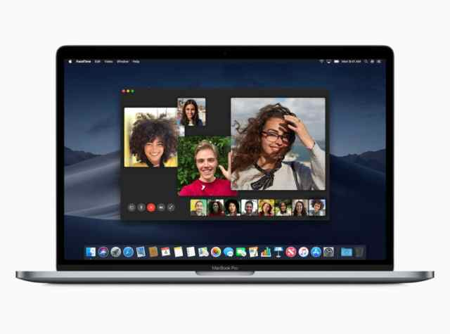 macOS-Mojave-Group-FaceTime