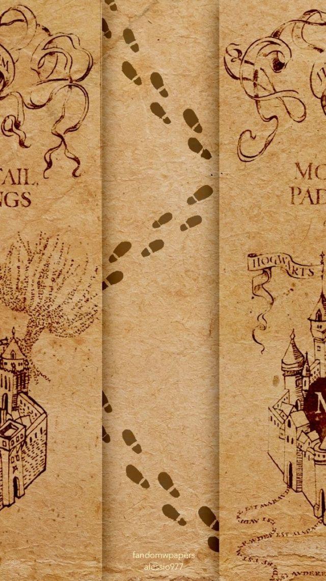 Harry-Potter-map-iphone-wallpaper