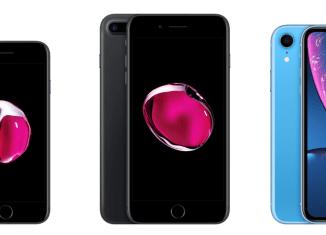 iPhone-7-iPhoneXR