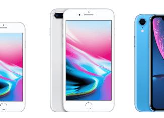 iPhone-8-iPhoneXR