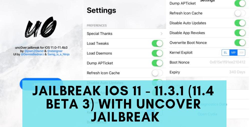 jailbreak-ios-11-3-1-unc0ver