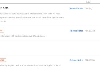 Dev-Center-iOS-12.1.1-tvOS-12.1.1-macOS-Mojave-10.14.2-updates