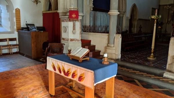 altar-scene