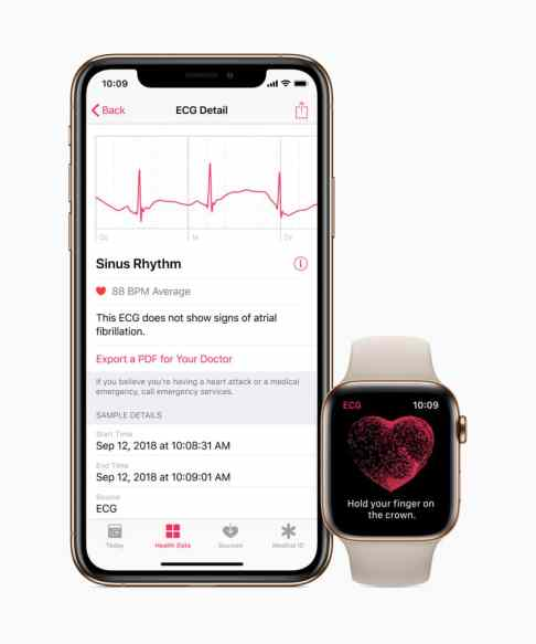Apple-Watch-Series-4-Heart-Rate-Notifications-with-iPhone